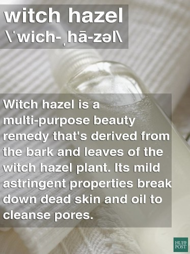 What Exactly Is Witch Hazel, And Is It Safe To Use On Your Skin? | HuffPost Life