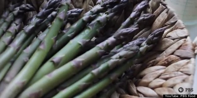 Three Minutes Of Asparagus Zen (VIDEO)