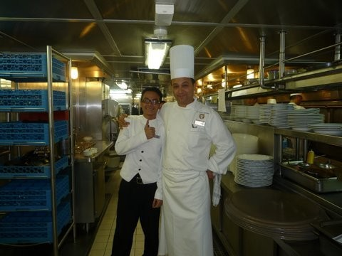 Cooking at Sea! Employment of Cruise Line Chefs
