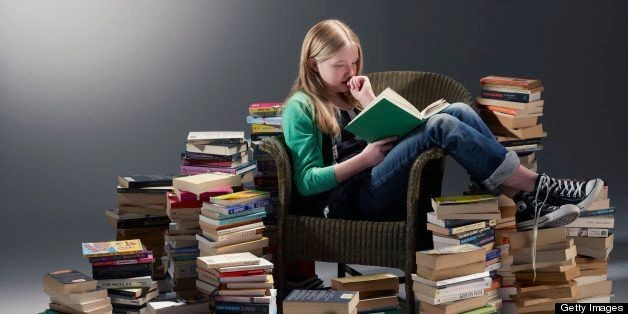 25 Signs You're Addicted To Books