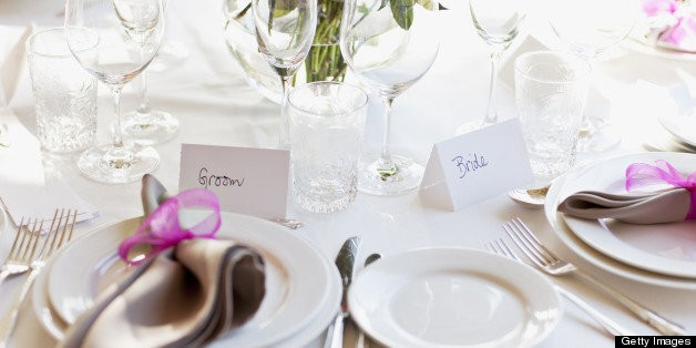 How Catering Works at a Destination Wedding: A Bridal Etiquette Primer | HuffPost Life