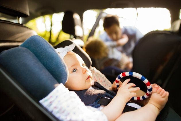 Why You Shouldn't Leave Your Baby In A Car Seat For Longer Than Two Hours