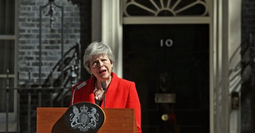 Theresa May's Resigned, But The Next Female PM Will Owe Her More Than We Realise