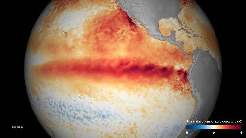 El Niño + Climate Change = Godzilla?