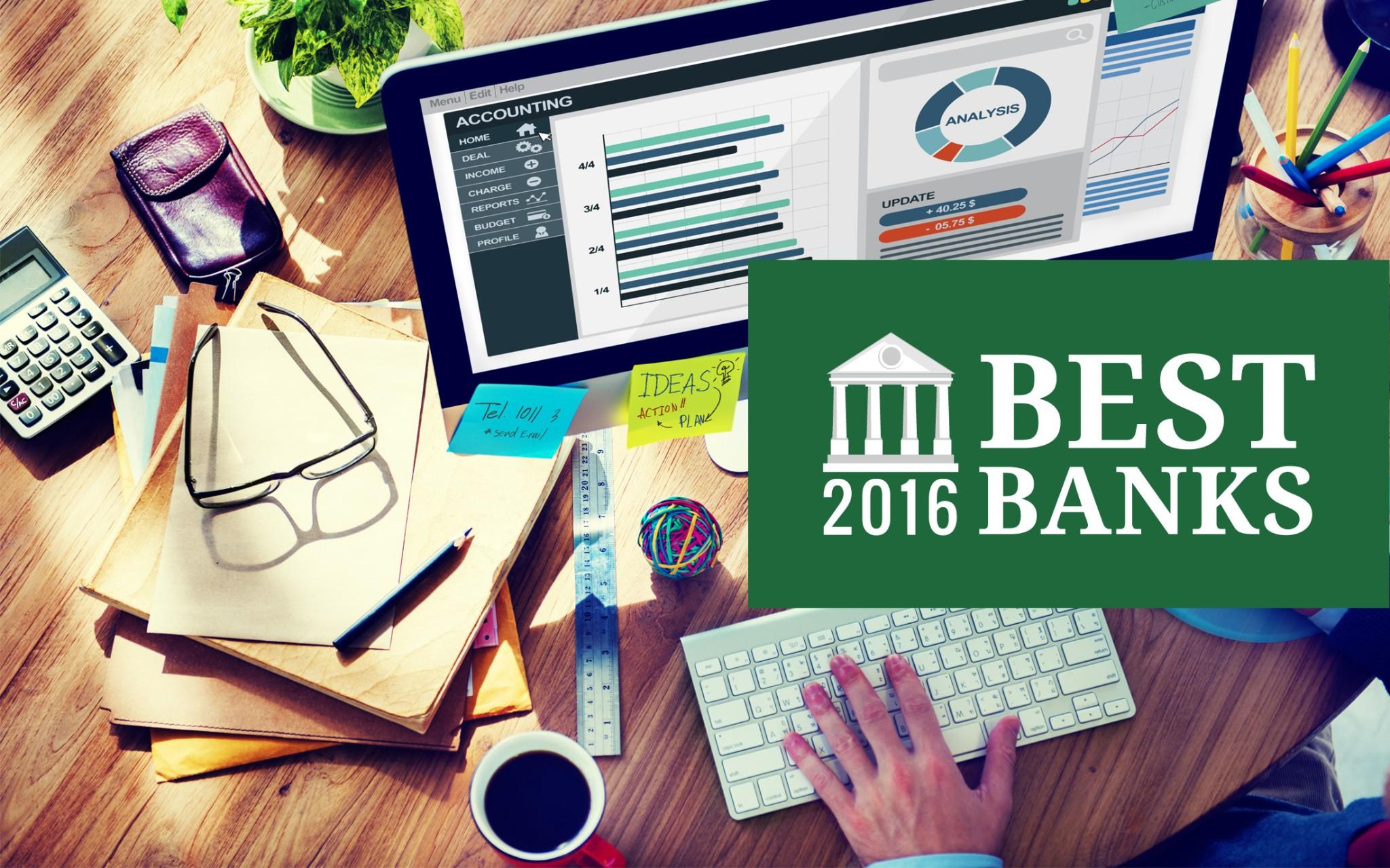 Digital Banking - Magazine cover
