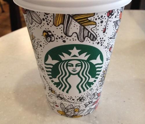 We Tried Starbucks' New Toasted Graham Latte
