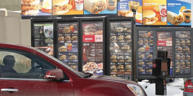 Huge, Terrible Menus Are Hurting McDonald's And Olive Garden