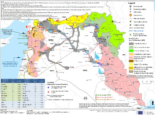 Iraq: Clash of Coalitions or a Shared Endgame?