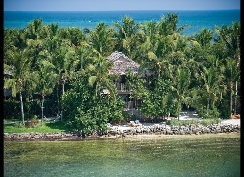 The World's Dreamiest Private Island Resorts