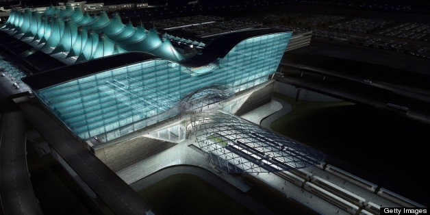 World's Best Airports 2013: American Travel Hubs Fly Low On Annual Skytrax Awards List | HuffPost Life