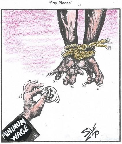 The Daily Szep- Minimum Wage