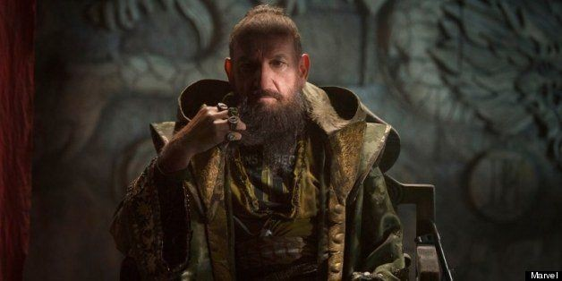 Ben Kingsley, 'Iron Man 3' Star, On The Challenges Of Playing The Mandarin