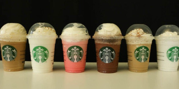 The Definitive Ranking of Starbucks' 6 New Frappuccino Flavors | HuffPost Life