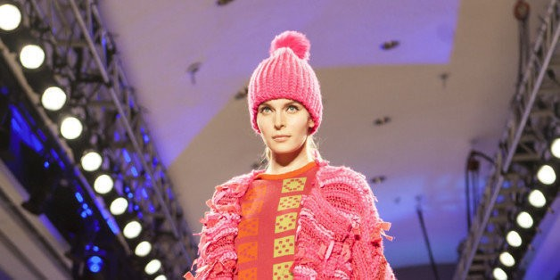 Design Students Wow Fashion Greats At FIT's 'The Future Of Fashion Runway Show' (PHOTOS)