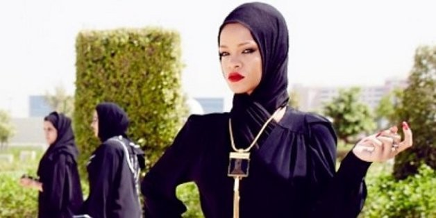 Sheikh Zayed Mosque Rihanna Photo Shoot: Muslims React To Abu Dhabi Incident (PHOTOS)