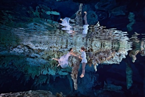 These Underwater Trash-The-Dress Photos Will Take Your Breath Away | HuffPost Life