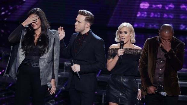 Olly Murs Makes Light Of 'X Factor' Blunder During Ant And Dec's 'Who Shot Simon Cowell?' Climax