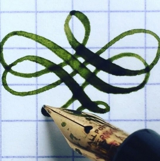 Fall Into A Deep Trance Watching Calligraphy Pens In Motion