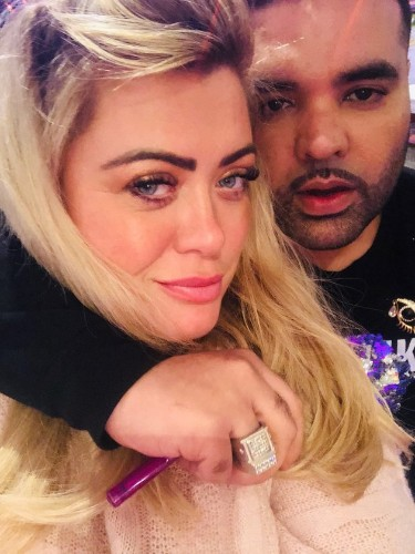 A Gemma Collins And Naughty Boy Collaboration Is Happening And It's Going To Be The 'Biggest Song Of The Year', Apparently