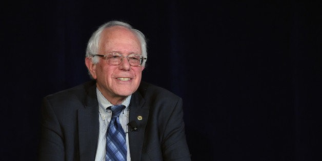 Voting Only For Bernie Sanders Will Help the Democratic Party 'Evolve' Away From Republicans