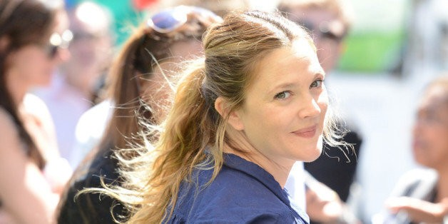 Drew Barrymore Tells Redbook She 'May Not Be Tall And Thin' But She's 'Capable'