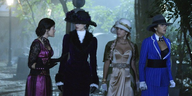 How 'Pretty Little Liars' Became The Best-Dressed Show On TV | HuffPost Life