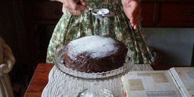 One Bowl Chocolate Cake | HuffPost Life