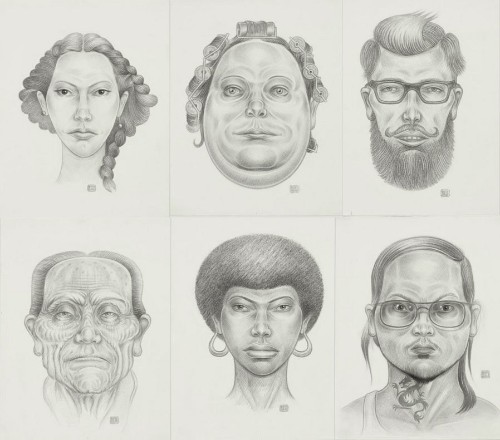 Rare Exhibition Shows Just How Talented Police Sketch Artists Are
