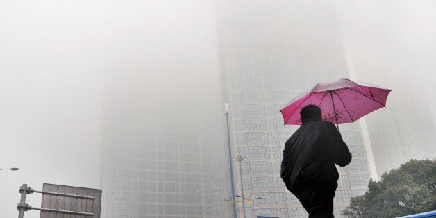 Chinese Man First To Sue Government For Pollution That Continues To Plague Nation