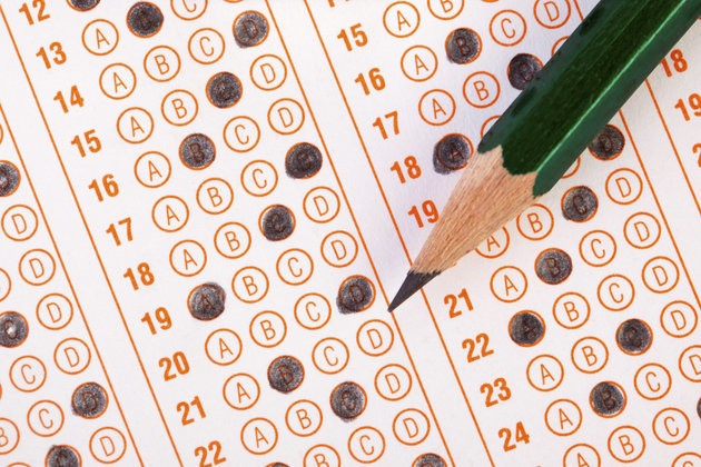 Paper 2: Standardized Tests - Magazine cover