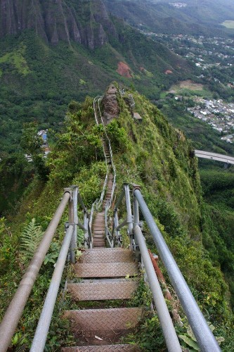 This Illegal 'Stairway To Heaven' Could Soon Be Open To The Public | HuffPost Life