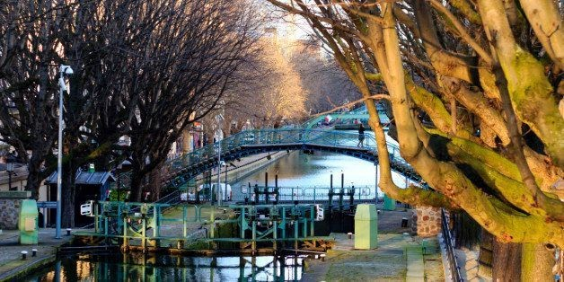 Ultimate Guide To Paris's Trendy Canal Saint-Martin   HuffPost Life