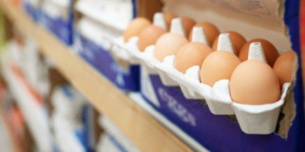 All Those Confusing Egg Carton Labels, Explained In One Infographic