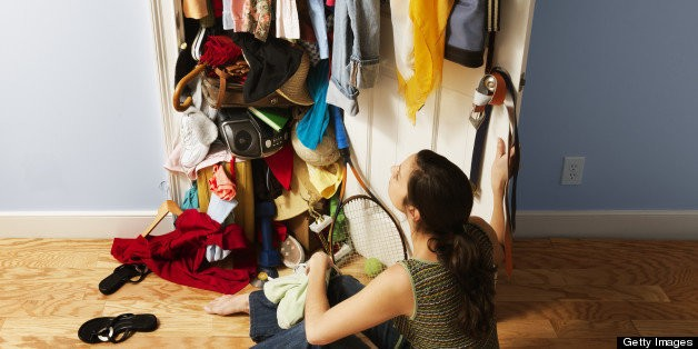 Practical Editor or Emotional Hoarder - What Is Your Closet Philosophy? | HuffPost Life