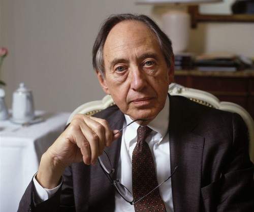 Alvin Toffler Saw The Future Before It Arrived
