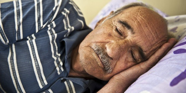 Older People Sleep Less. Now We Know Why. | HuffPost Life