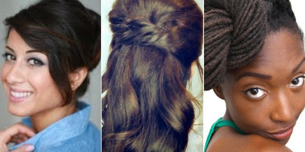 Holiday Hairstyles You Can Do In Under 15 Minutes