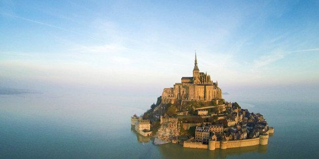 Pilgrimage to Mont Saint-Michel   HuffPost Life
