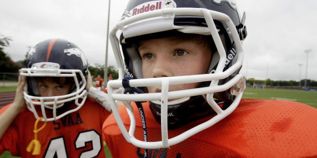 This 2-Minute Test Helps Parents Easily Figure Out If A Child Has A Concussion
