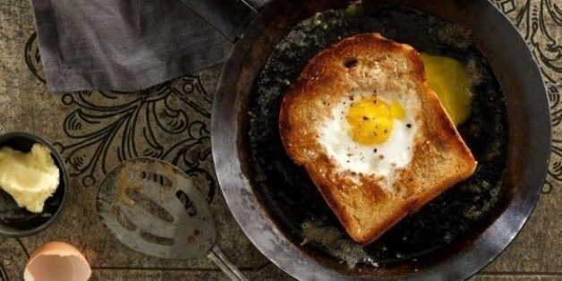 The Genius Of Toad In A Hole, Egg In A Basket, Or Whatever You Want To Call It | HuffPost Life