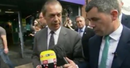 Nigel Farage Fails 8 Times To Say What Brexit Offers In Car Crash BBC Interview