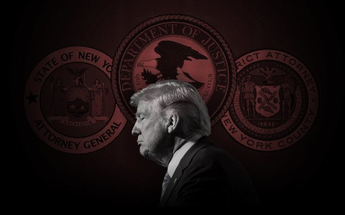 It's Not Just Robert Mueller. President Donald Trump Faces Six Separate Investigations And Lawsuits.