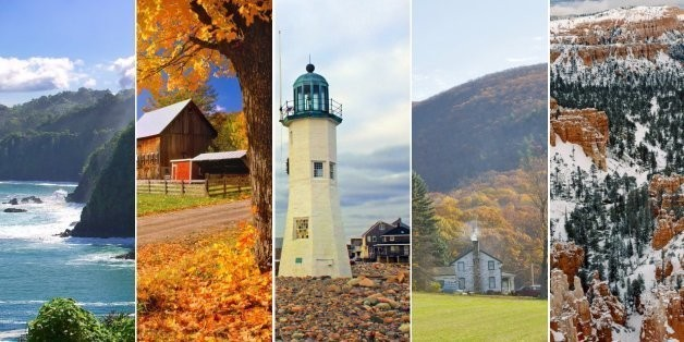 The Secrets Of The 10 Healthiest States In America   HuffPost Life