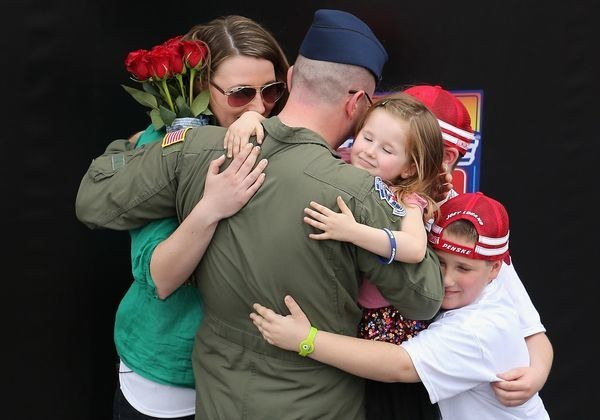 These Military Homecoming Photos Show Why Veterans Day Is Worth Celebrating