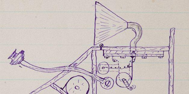 Peek Inside Thomas Edison's Creative Journals (NEW BOOK)