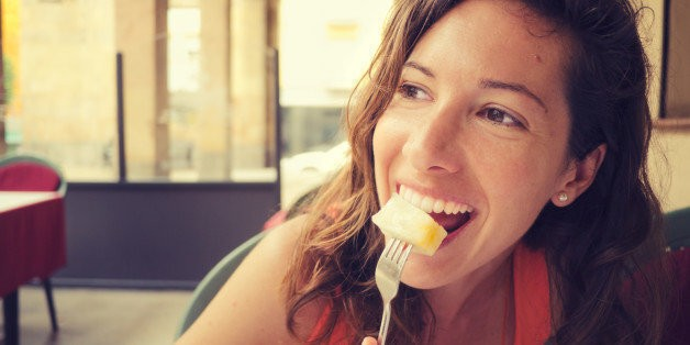 Eating Slowly Could Curb Hunger After A Meal, Study Finds