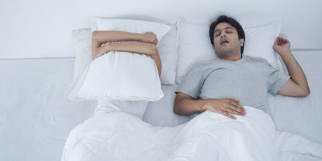 Why Snoring Shouldn't Be Ignored | HuffPost Life