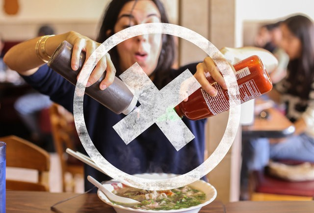 Food Pho Pas: 23 Simple Things You're Doing Wrong While Eating Asian Food