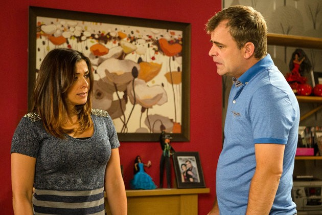 'Coronation Street' Spoilers: Michelle Connor Has A Baby Bombshell For Steve McDonald