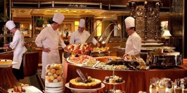 The 5 Best All-You-Can-Eat Buffets in America